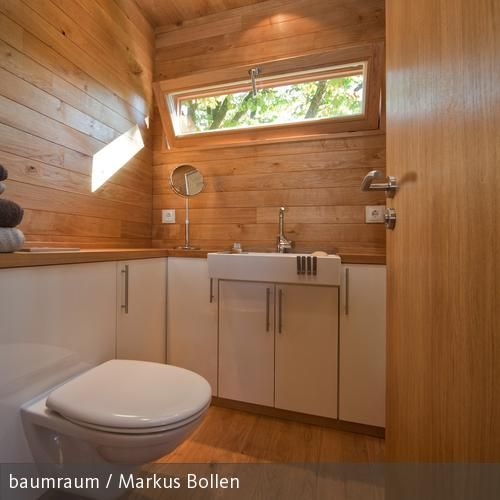 19 best Tiny Houses \ Baumhäuser images on Pinterest Live, Tiny - badezimmer 1970