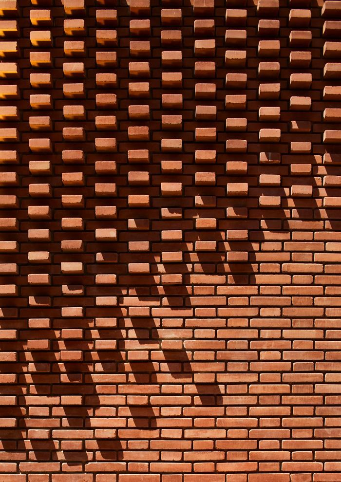 Image result for yves saint laurent museum brick