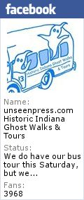 Historic Indiana Ghost Walks & Tours | UnseenPress.com