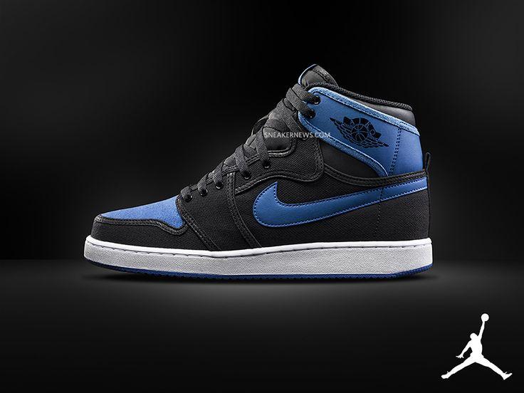 Air Jordan 1 KO OG Black Royal