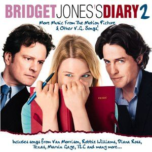 Bridget Jones Diary: Edge of Reason...great movie for every chubby girl who doesn't quite fit the mold of perfection.  Lots of laughs AND romance!