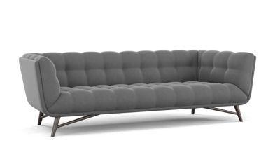 J'ai personnalisé le produit suivant: Grand Canapé 3 places PROFILE  #rochebobois #custoRB