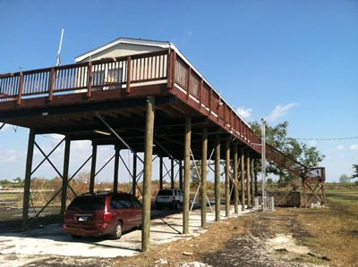 92 best images about stilt houses on pinterest north for Stilt home builders