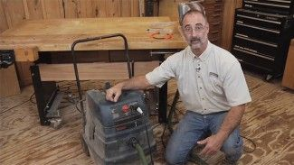 Tool Actuated Vacuum Review 1