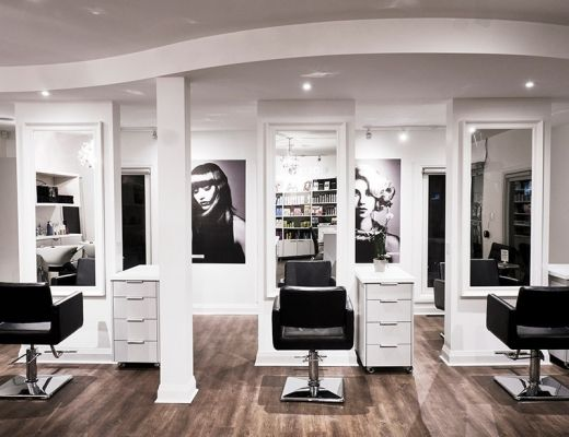 633 best easy ideas beauty salon decorating images on for Finesse interior design home decor st catharines on