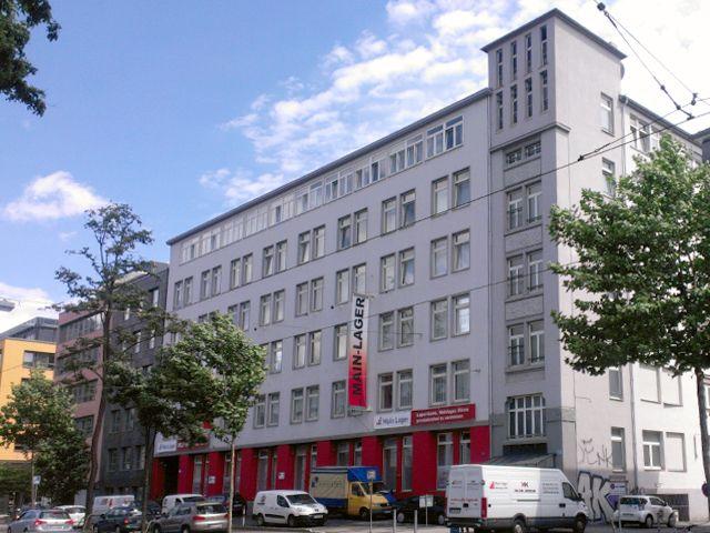 Lager mieten Frankfurt