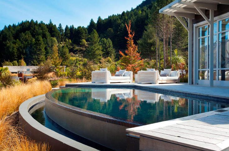 desire to inspire - desiretoinspire.net - Where the mountains rise from thewaterLakes And Tipu, Lakes View, Future House, Matakauri Lodges, Lodges Matakauri, Travel Queenstown, Matakauri Queenstown, Outdoor Pools, Queenstown New Zealand