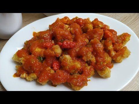Resep Istimewa Ayam Popcorn Saos Padang Yang Enak Youtube Makanan Resep Masakan Resep Makanan
