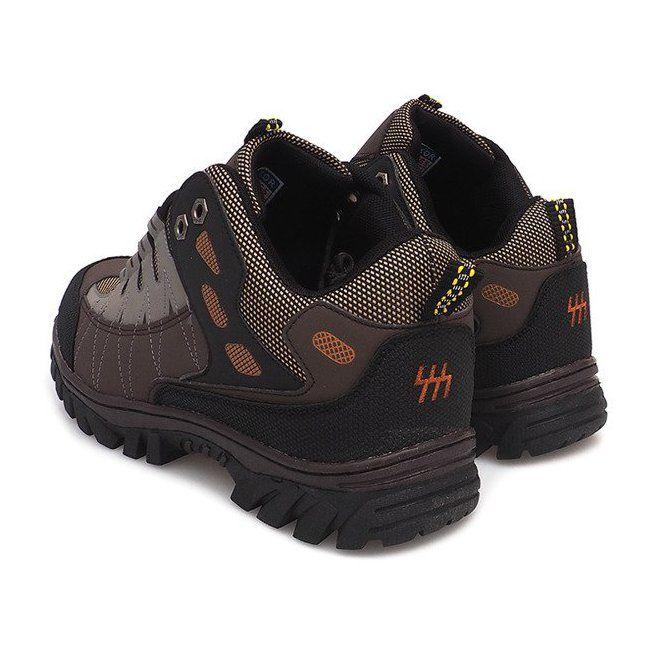 Meskie Obuwie Trekkingowe M317 Brazowy Brazowe Trekking Shoes Shoes Hiking Boots