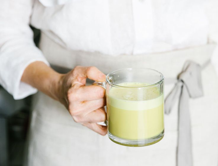 Both ginger and turmeric have incredible anti-inflammatory properties, which means this soothing and delicious latte is also really good for you.