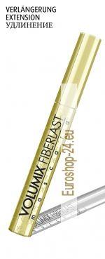 Volumix Fiberlast MASCARA  Machen Sie das Make-up Ihrer Träume  Neue Mascara Eveline Kosmetik - eine Kombination mit spezielle Formel, mit Bürste des neuesten Design und nachgewiesener Wirksamkeit.  Mascara mit faszinierender Wirkung!