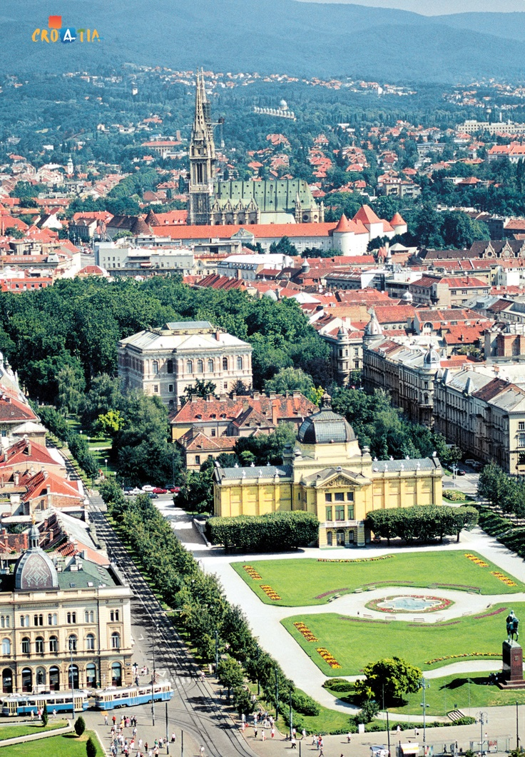 Zagreb is Croatia's capital, as well as being a business centre, university centre, city of culture, art and entertainment. Springing up from two medieval settlements - Kaptol and Gradec, which form the core of the old Upper Town, it is a true Central European city and with the surrounding settlements it has about one million inhabitants.