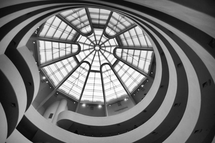The Guggenheim Museum, New York USA Copyright Nicole Wallace 2015