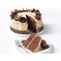 Gâteau festif au chocolat et au café | Recettes IGA | Dessert, Moka, Brownies