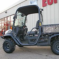 Used Kubota RTVX900 Utility Vehicle £12,950 Roof, front screen, wiper and tow bar. 15 hours on clock. Full Warranty
