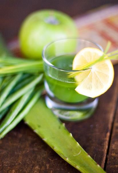 Fresh Aloe Vera - excellent source of polysaccharide glyco-nutrients (friendly healing sugars) and trace minerals (sulphur, zinc, selenium, magnesium) that support whole-body hydration, re-mineralisation & wellbeing. Aloe has a lubricating effect on the brain, nervous system, the joints and the skin. Did we mention aloe's immuno-modulating effects that helps overcome various viral bacterial and fungal factors? It is super helpful for weight-loss, fitness and improved digestion