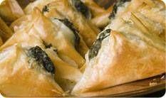 Griekse Spinazierolletjes recept   Smulweb.nl