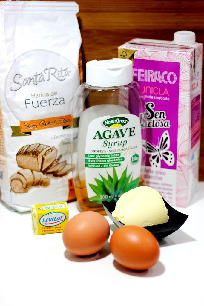 Receta explicada paso a paso para preparar en casa un tradicional Roscón de Reyes, pero sin utilizar azúcar. Apto para diabéticos.