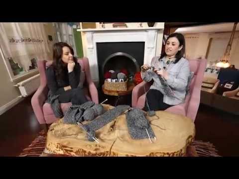 """""""Alize Superlana Maxi ile Pratik ve çok kullanışlı  Boyunluklu-Bere modeli """" - YouTube"""