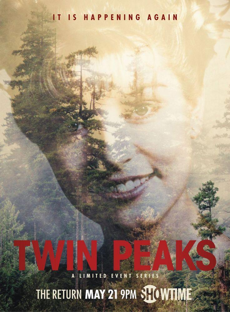 "Twin Peaks Season 3 ""It Is Happening Again"" Character Posters"