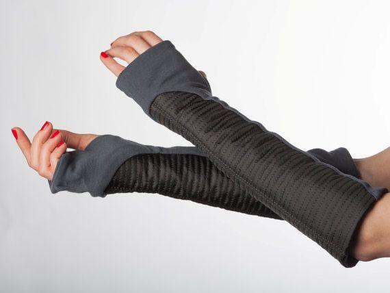 ZOLNAR wrist Lojackimator  Arm warmers Fingerless by