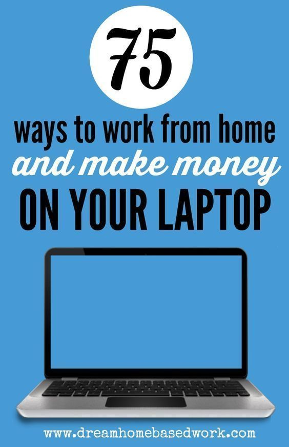 75 ways to work at home and make money on your laptop woodworking