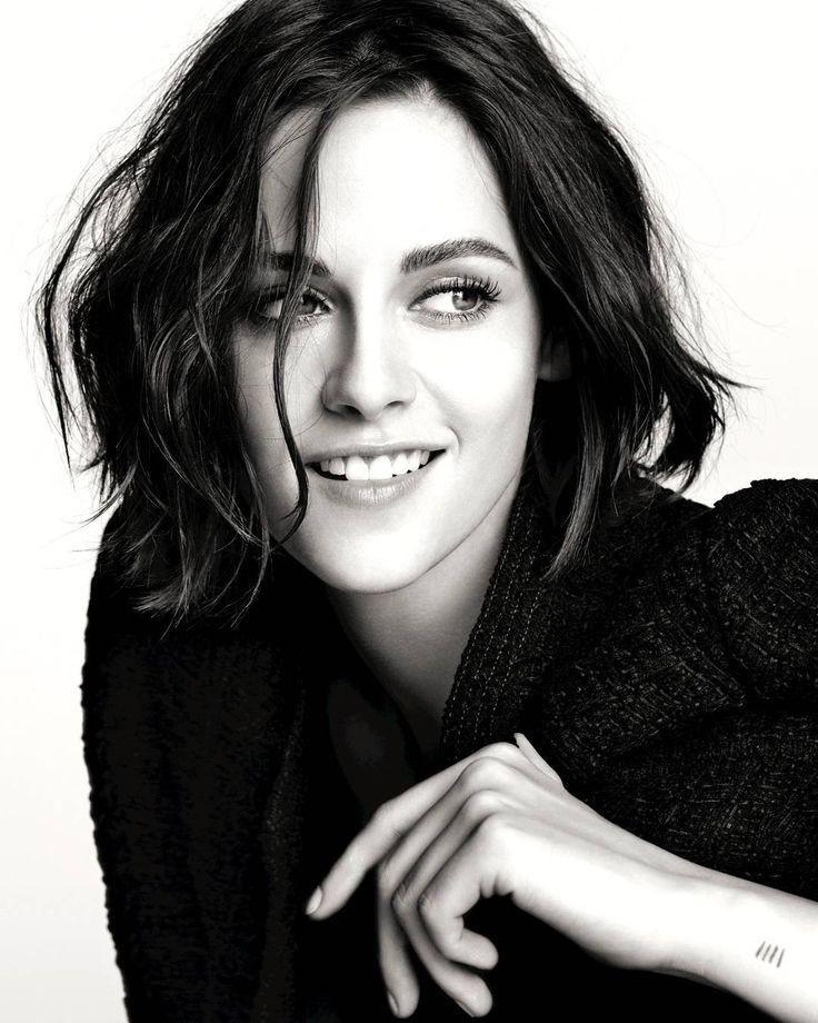 Актриса Кристен Стюарт стала лицом Chanel