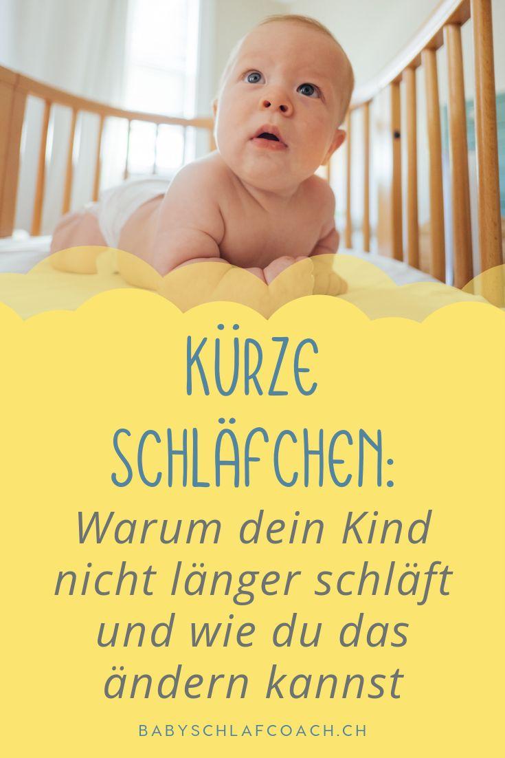 Ist dein Baby Tagsüber immer nach nur 30-45 Minuten wach? Klicke durch um raus …