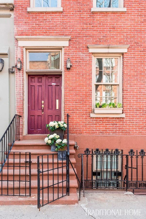 picturesque city homes and gardens. A project in Manhattan gets personal for Henry  Co designers Elle Clymer and Stephanie Woodmansee 2015 New Trads 275 best Exquisite Exteriors images on Pinterest Beautiful homes