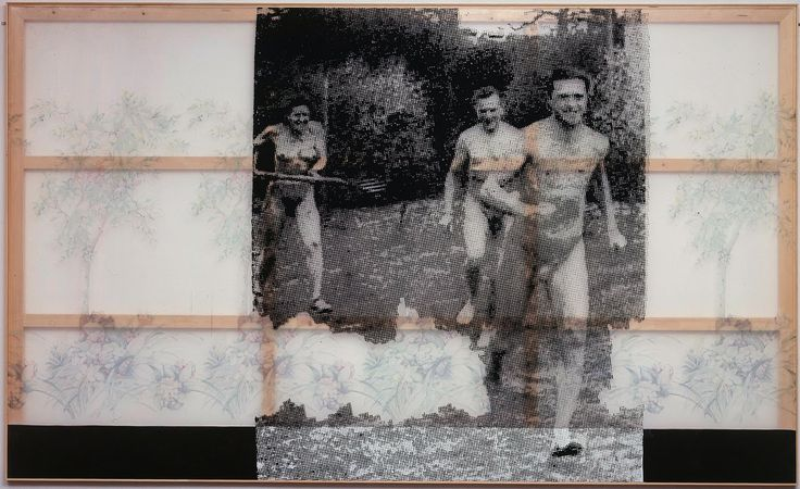 Sigmar Polke - Guardian of the Threshold, 2003