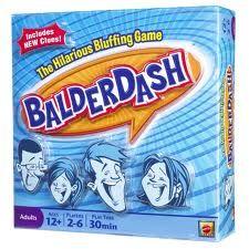 Balderdash, Board Game