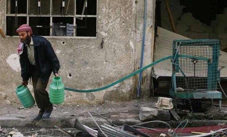 UNICEF: Rezim Assad Izinkan Konvoi Bantuan Masuk ke Ghouta
