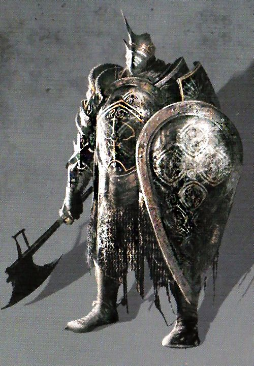 Dragon Slayer - Dark Souls II