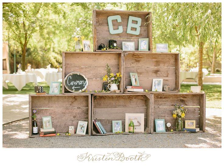{Caleb and Breanna} Vintage Country Wedding at The Grove » The Storybook | Fairytale Wedding Photographer Blog. DREAM WEDDING!