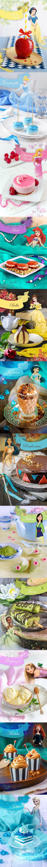 Disney inspired desserts