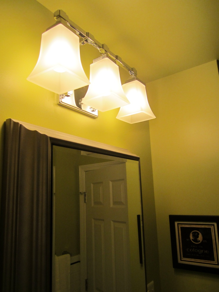 square shades light fixture lowes our new bathroom pinterest. Black Bedroom Furniture Sets. Home Design Ideas
