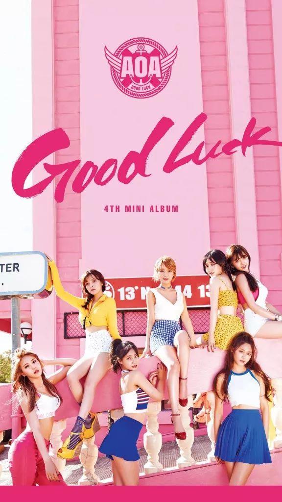 aoa, aoa comeback, aoa good luck, aoa good luck mv, aoa mv, aoa wallpaper, aoa mobile wallpaper