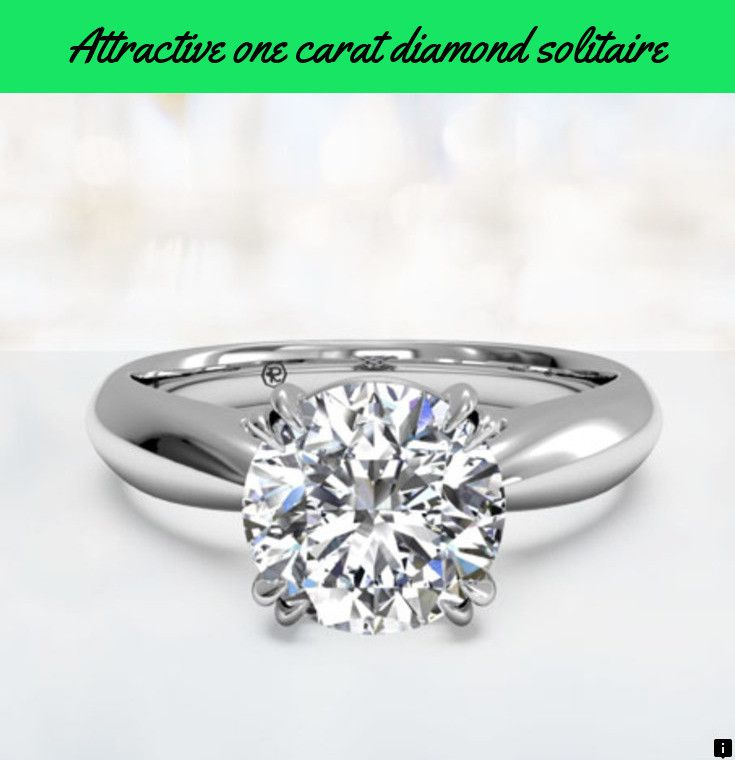 Follow The Link To Find Out More One Carat Diamond Solitaire Twist Diamond Engagement Rings Beautiful Diamond Engagement Ring Gold Solitaire Engagement Ring