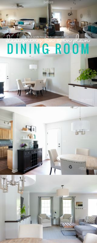 283 Best Dining Rooms Images On Pinterest  Diner Decor Dining Cool Images Of Dining Rooms Design Inspiration