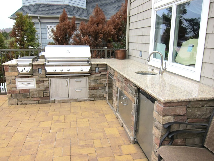 Best 25+ Modular Outdoor Kitchens Ideas On Pinterest
