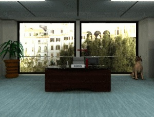 CEO's office?