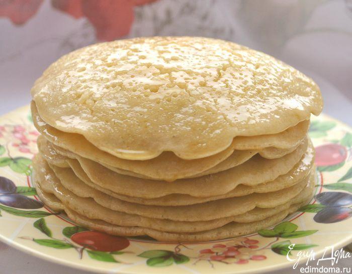 Марокканские блины   Кулинарные рецепты от «Едим дома!»