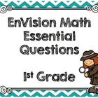 I went through the entire EnVision series for first grade and typed the essential questions... Occasionally, I changed some words to make them more...