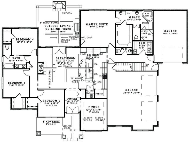 2492 Best Images About Floor Plans On Pinterest House