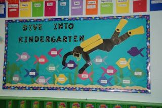 Once upon a Kindergarten...: Back to School