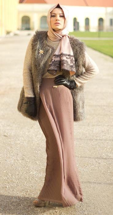 Gorgeous! #hijab #hijabi #style #fashion
