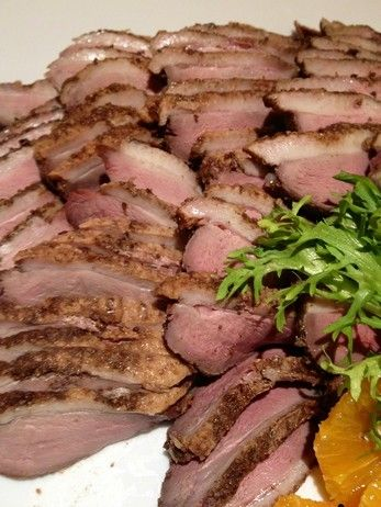Duck breasts with port wine sauce - Kachni prsa s portskou omackou