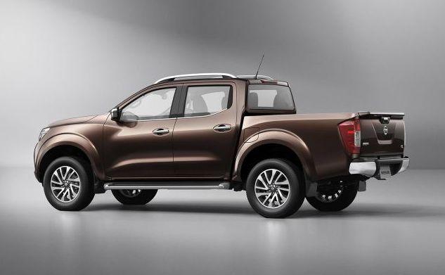 Nissan Frontier 2019 Design