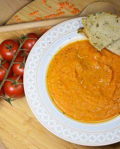 Sopa de lentilha turca   – Rezepte