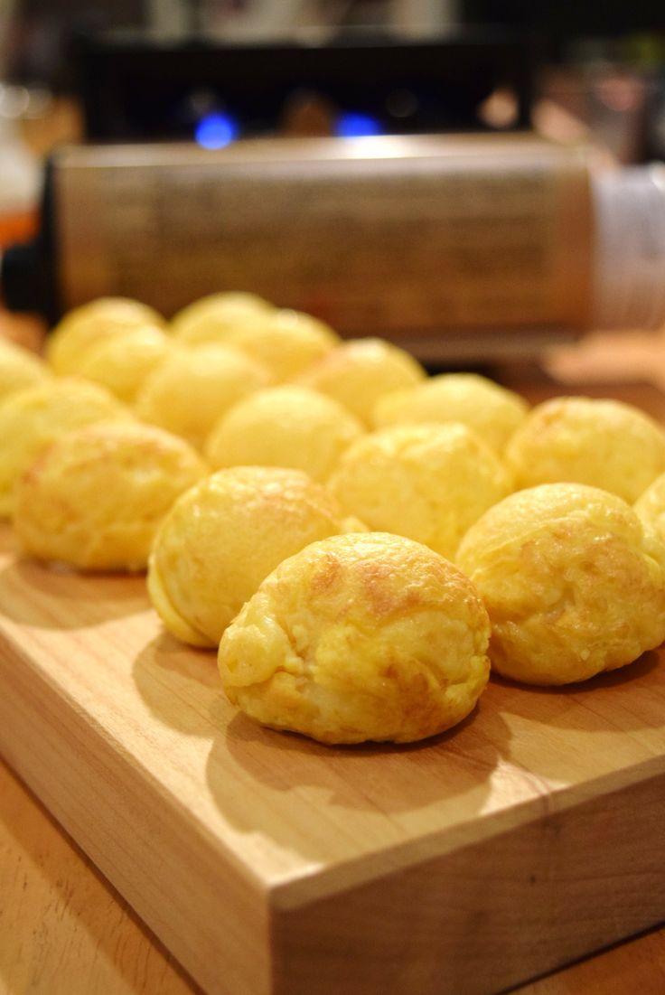 Akashi-yaki. Like a takoyaki (octopus dumplings). In Akashi City, they are called 'tamago-yaki' (omelet) instead of 'Akashi-yaki.'